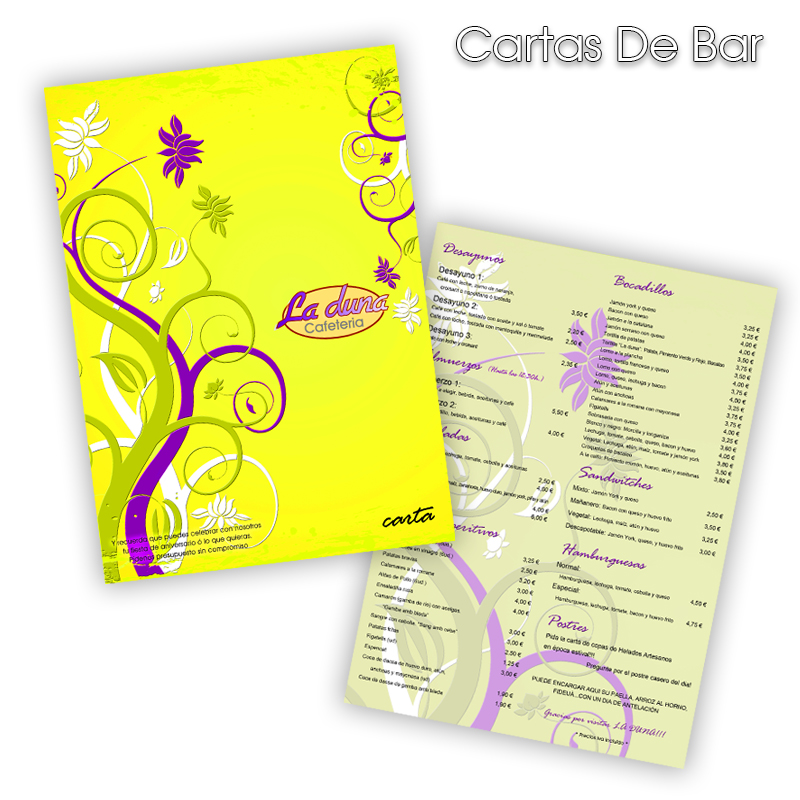 carta bar