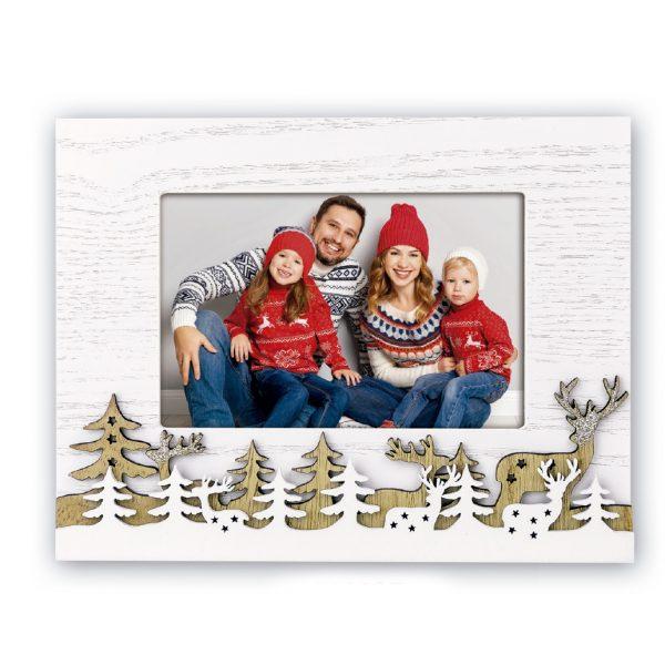 marco para fotos de navidad